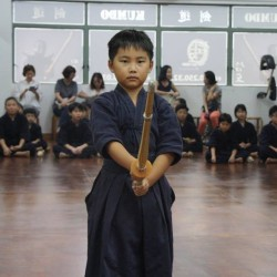 Kumdo - The art of sword classes by Malaysia Korean Kumdo Dojang