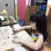 Calligraphy Class by Qian Mandarin Centre