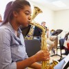 Saxophone Class  by Gran Music  Setia Alam