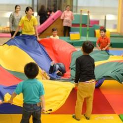 BeeBop Circus Play Gym by Beebop Circus