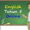 English Tahun 5 by KiddyPass Online Tutor
