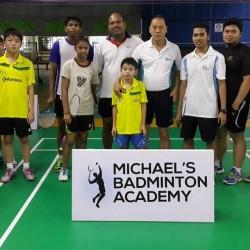 Badminton Kids Training  by Michael's Badminton Academy & Sports Sdn Bhd