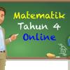 Matematik Tahun 4 by KiddyPass Online Tutor