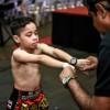 Muay Thai-Boxing for Children  by Merican Muay Thai Gym