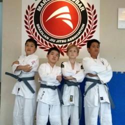 Brazilian Jiu Jitsu  by Leverage Combat Academy