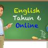 English Tahun 6 by KiddyPass Online Tutor