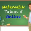 Matematik Tahun 5 by KiddyPass Online Tutor