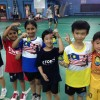 Badminton Training  by Times Badminton Academy