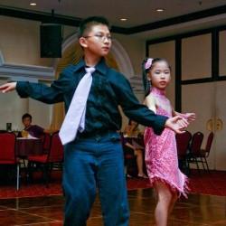 Latin Kids by Shall We Dance Studio