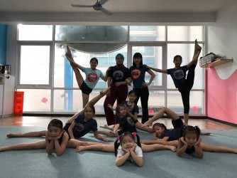 Rhythmic Gymnastics by Genesis Performing Arts Academy