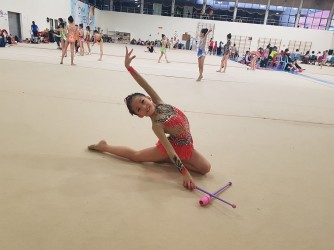 Rhythmic Gymnastics (Preschoolers) by Genesis Performing Arts Academy