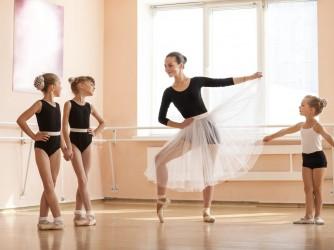 Ballet for Kids by Akademi Seni Tarian Sri Rampai