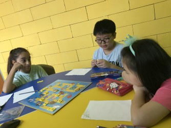 Kids General English Program by EMS English School