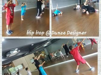 Hip Hop for Kids by Danze Designer
