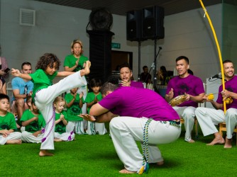 Capoeira for Kids – CapoMINI 2 by Casa Do Capoeira