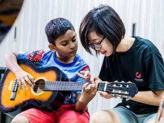Classical Guitar Class by Pusat Muzik LKS Setapak Sdn Bhd