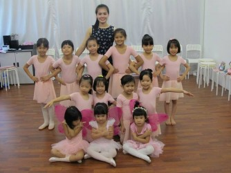 Ballet Lessons by Hi5 Academy of Music, Ballet & Arts