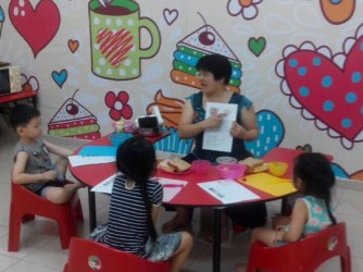 Right Brain Development  by Brain Kids Centre