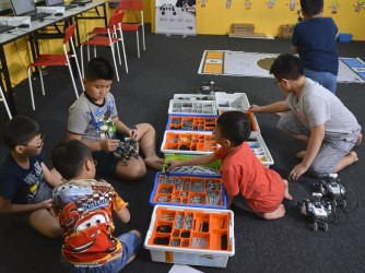 LEGO® Robotics by Creative Robotics Kepong