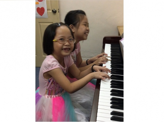 Piano lessons for kids by Ostinato Music Centre