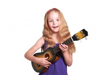 Ukulele Class for Kids by Yogaero Art Music & Dance