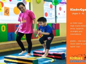 Kindergym by Flykidz Gymnastics