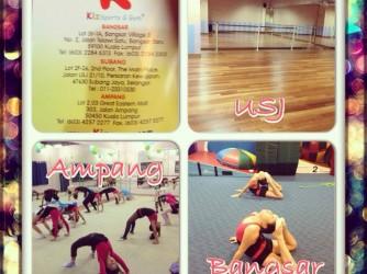 Gym by Kickstart Gymnastics Sdn Bhd
