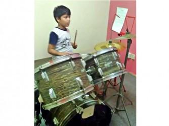 Rockstarz Drumology Drum Course (Private Lesson) by Rockstarz Performing Arts Studios