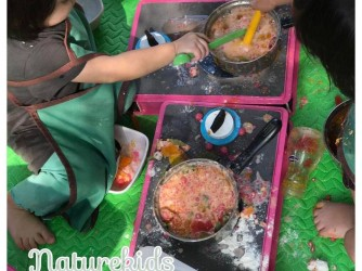 Sensory Playgroup For Toddlers  by Nature Kids