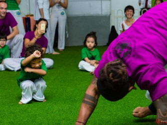 Capoeira for Kids – CapoMINI 1  by Casa Do Capoeira