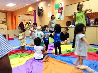 Gymboree Play & Learn Classes by Gymboree Play & Music (Bangsar)