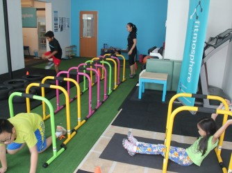 Personal Training for Kids by Fitmosphere