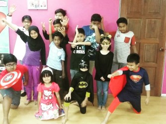Speech and Drama Course by Rockstarz Performing Arts Studios