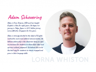 Language Extension by Lorna Whiston English Language Centre