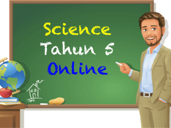 Science Tahun 5 by KiddyPass Online Tutor