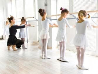 Pre-School Ballet by Akademi Seni Tarian Sri Rampai