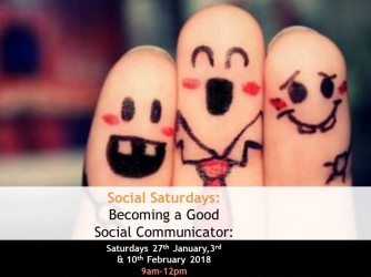 Social Saturdays: Being a Good Social Communicator by Hils Learning Sdn. Bhd.