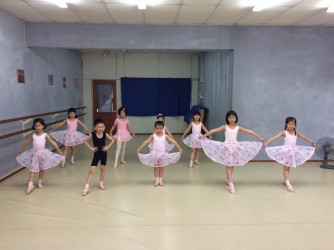 Children Ballet by Maria School Of Dancing