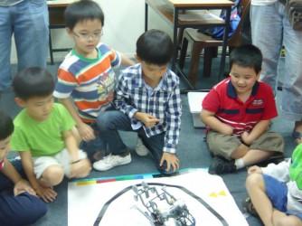 Robotics Programme by Akademi Inspire