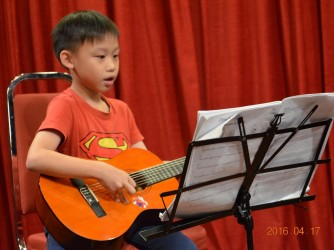 Guitar Lessons by Hammerklavier Music Sdn Bhd