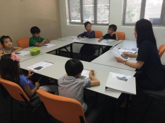 English Enrichment Classes (Lower Primary) by English Today