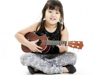 Ukulele Class for Kids by Waltz Music Academy