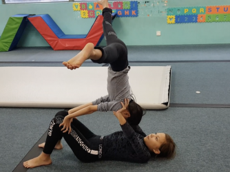 Acrobatic Gymnastic  for Kids by Tumble Star Gym