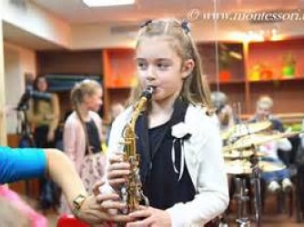 Saxophone Lessons  by Music Makers