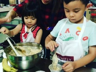 Nutritional Culinary Class by Junior Nutri Chef