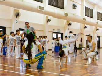 Pre-Primary Capoeira lessons by Casa Do Capoeira