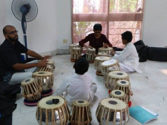 Tabla  by Sugam Karnatica