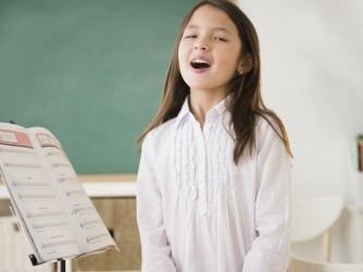 Vocal lessons for Kids by Ast Music