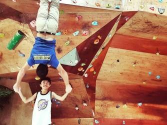 Kids Rock Club by Xero Gravity Rock Gym