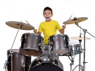 Drum Lessons for Kids by Voices From Arts